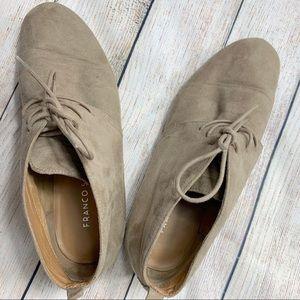 Franco Sarto Shoes - FRANCO SARTO | page chukka Oxford booties 6.5